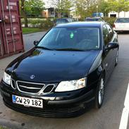 Saab 9-3 Sports Sedan [solgt]
