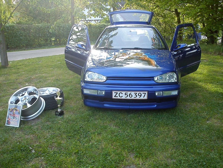 VW golf 3 SOLGT billede 6