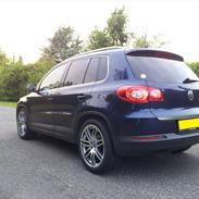 VW Tiguan Sport & Style opgraderet til Track & Field