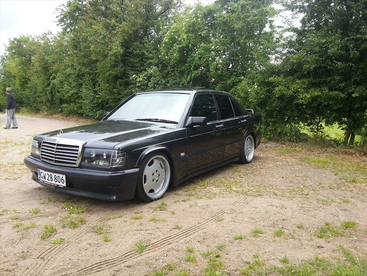 Mercedes benz 190 2 3 16v 1988 bilen er lige blevet for Mercedes benz text