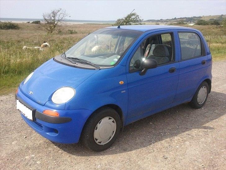 Daewoo Matiz 0,8 SE billede 1