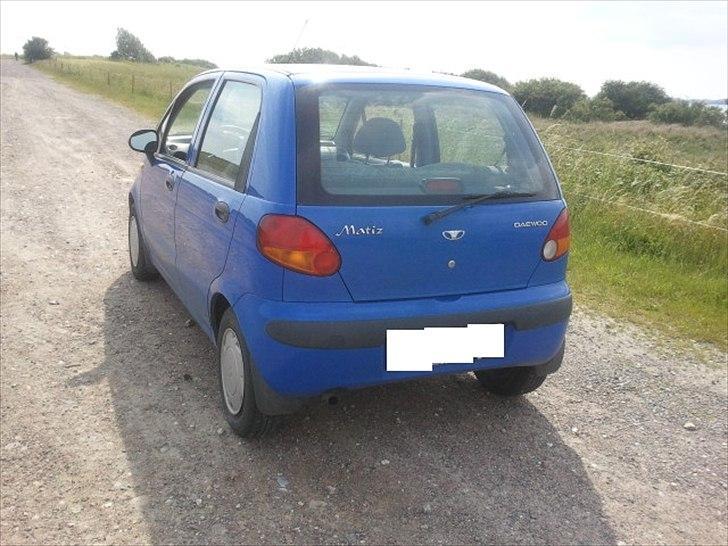 Daewoo Matiz 0,8 SE billede 5