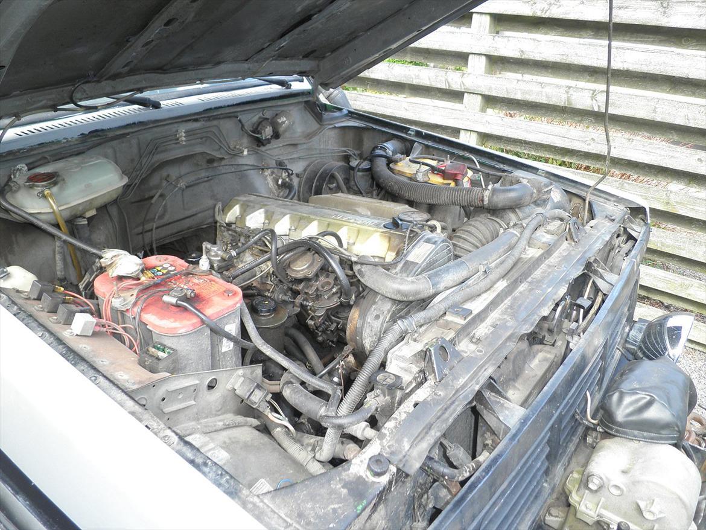 Nissan Patrol 2.8 Pick-Up billede 3