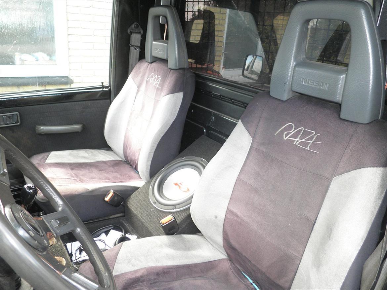Nissan Patrol 2.8 Pick-Up billede 6