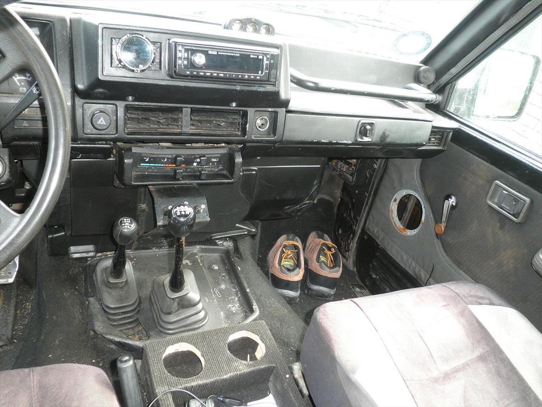 Nissan Patrol 2.8 Pick-Up billede 8