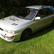 Subaru Impreza GT Turbo Awd Wagon
