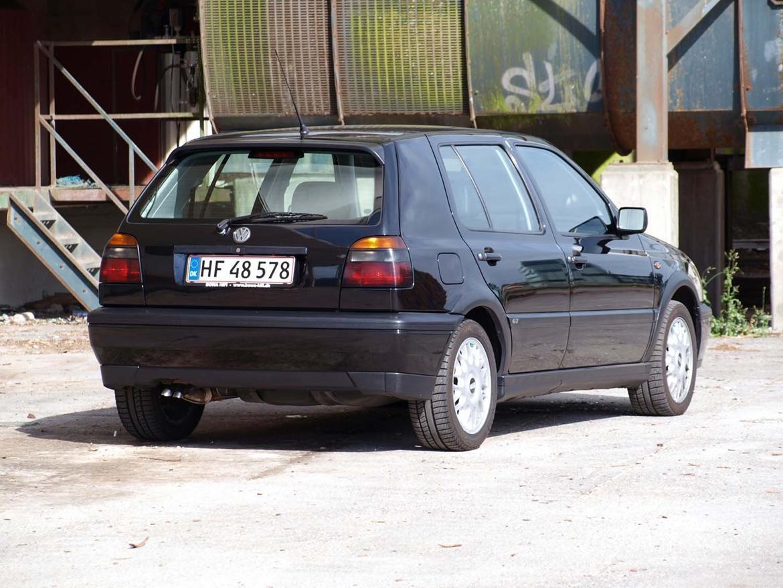 VW Golf GT Special TDI billede 4