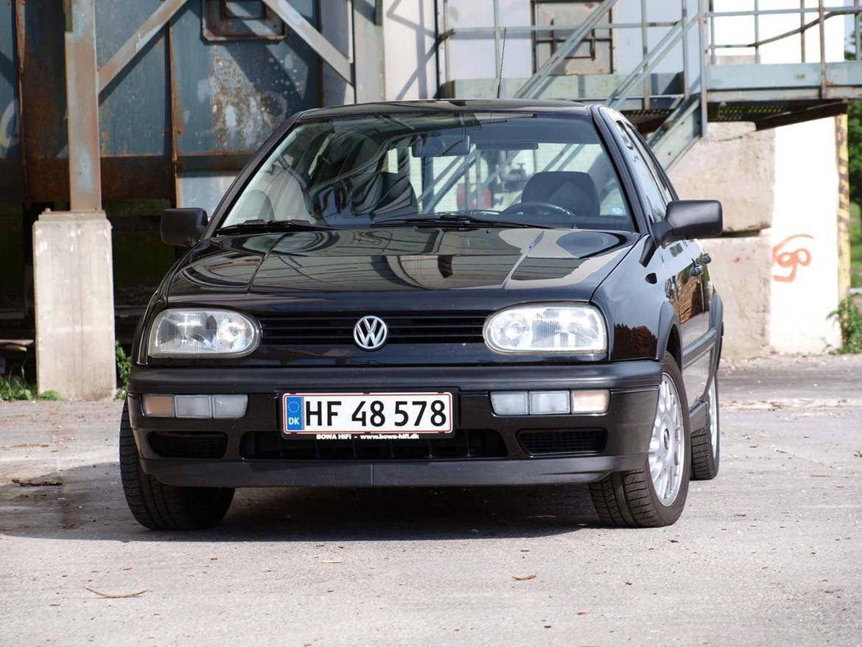 VW Golf GT Special TDI billede 1