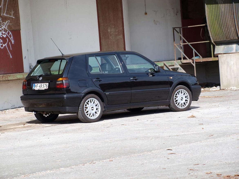 VW Golf GT Special TDI billede 5