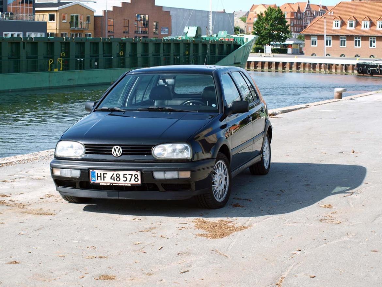 VW Golf GT Special TDI billede 11