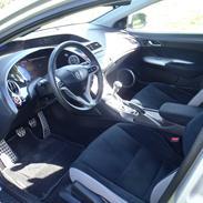 Honda Civic 2,2 CDTI FK