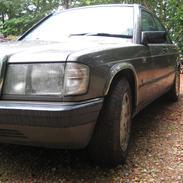 Mercedes Benz 190e (w201) BYTTET