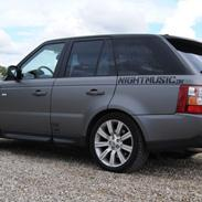 Land Rover Sport Supercharge 5.0
