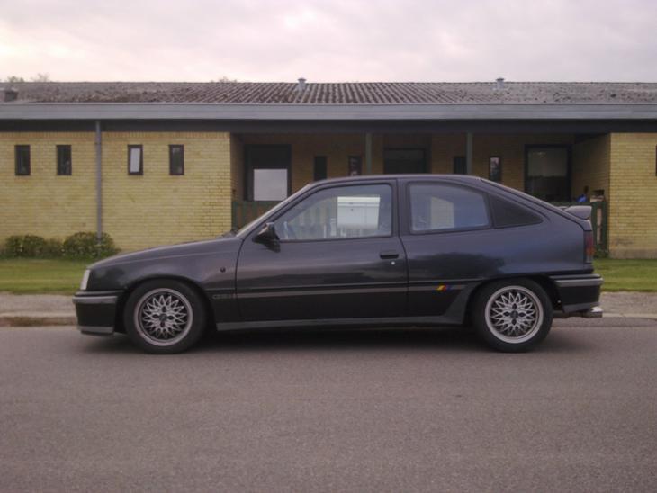 Opel Kadett Gsi 16v Champion 1990 Bilen Har Haft Tre