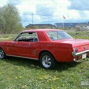 Amerikaner Ford Mustang