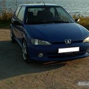 Peugeot 106 1,6 GTI 16v - Solgt -