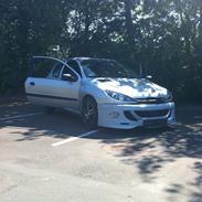 Peugeot 206 ¨Solgt¨:(