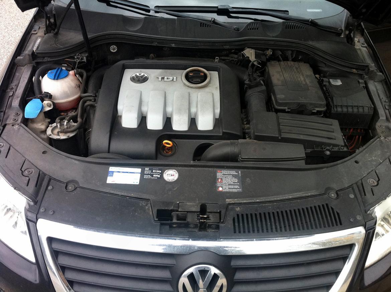 VW Passat billede 15