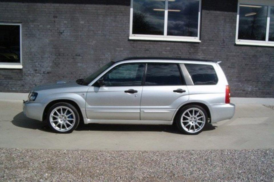 Subaru Forester 2 5 Xt Van Prodrive 2005 Det Er Forste Gang Jeg