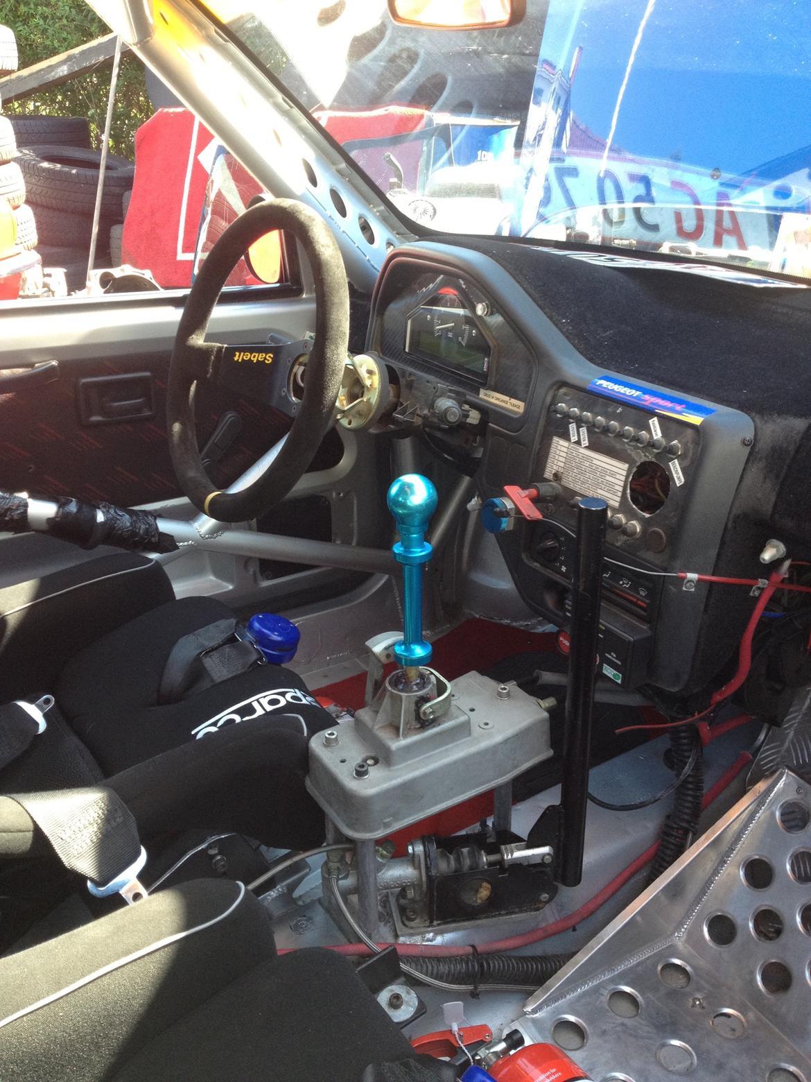 peugeot 106 maxi rallybil billeder af biler uploaded af casper. Black Bedroom Furniture Sets. Home Design Ideas
