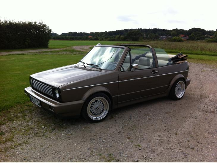 vw golf 1 gti 16v cabriolet 1983 det er oprindeligt en pirelli. Black Bedroom Furniture Sets. Home Design Ideas