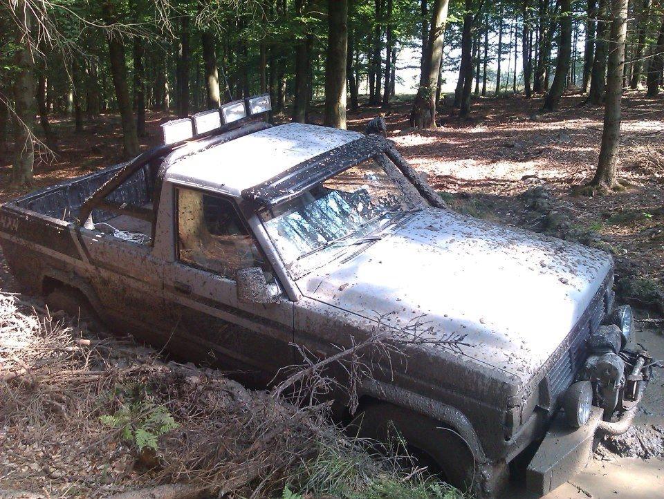 Nissan Patrol 2.8 Pick-Up billede 19