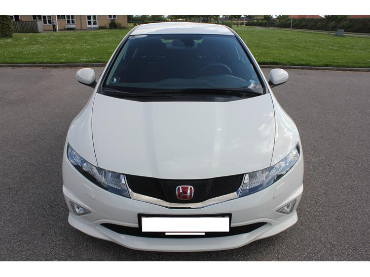 honda civic type r solgt championship white edition. Black Bedroom Furniture Sets. Home Design Ideas