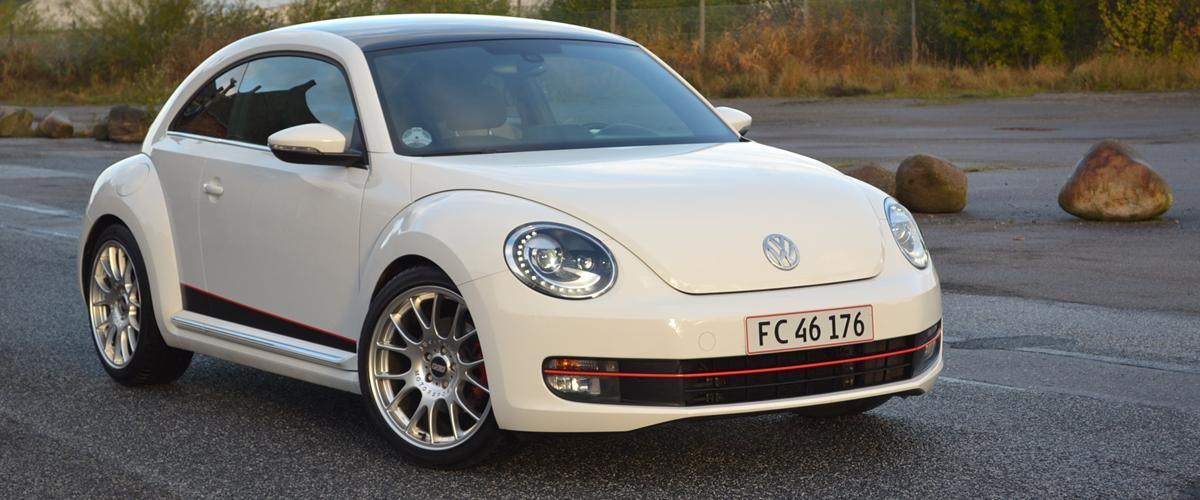 vw the beetle 1 4 tsi 160 hk design 2012 har haft. Black Bedroom Furniture Sets. Home Design Ideas