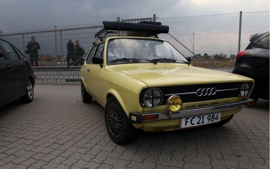 Audi 50 LS - Billeder af biler - Uploaded af Rank