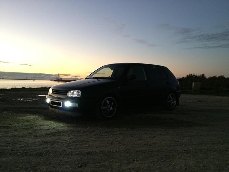 vw golf 3 1 8 rolling stone 1995 har kun haft bilen en. Black Bedroom Furniture Sets. Home Design Ideas