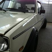 VW Golf 1 1,6 aut.