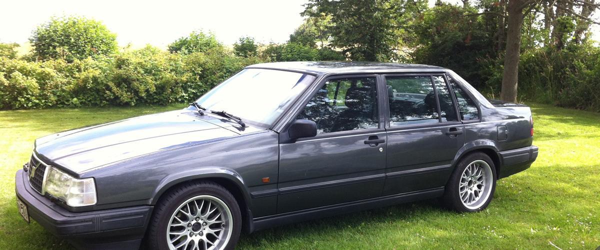 Volvo 940 ltt - 1995 - Har lige modtaget papirer fra...