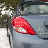 Peugeot 207 1,6 S16 (solgt)