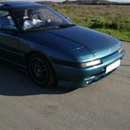 Mazda 323f Totalskadet...!!!