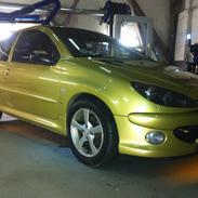 Peugeot 206 s16