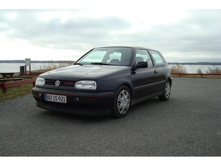 vw golf iii gti jubi edition 1996 den er i de sidste. Black Bedroom Furniture Sets. Home Design Ideas