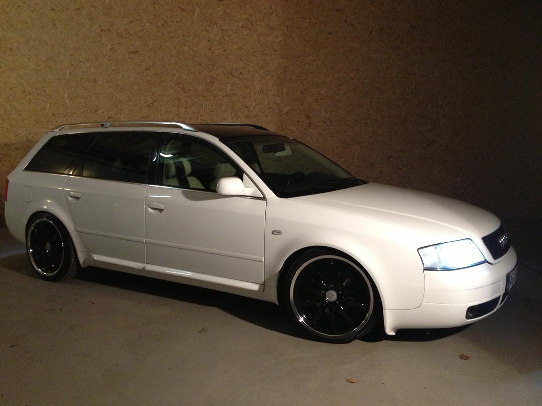 Sidste nye Audi A6 2,4 V6 - 7 Personers - Solgt - 1999 - Kanon lækker og JN-21