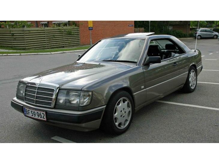 Mercedes benz 230ce 1988 det er uden tvivl den bedste for Mercedes benz text