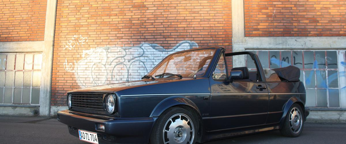 vw golf 1 cabriolet karmann gti 1989 min f rste. Black Bedroom Furniture Sets. Home Design Ideas