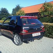 Peugeot 106 Rally 1.3i ***Black Hound***