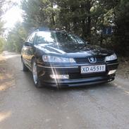 Peugeot 406 2.0 stc Aut. SOLGT
