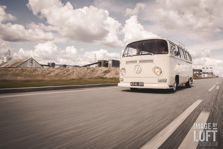 "VW T2 Deluxe Camper bus ""Ollie"" billede 3"