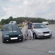 VW Polo 6N 16V (Solgt)