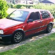 "VW Golf 3 ""solgt"""
