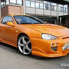 Mazda MX3 - solgt
