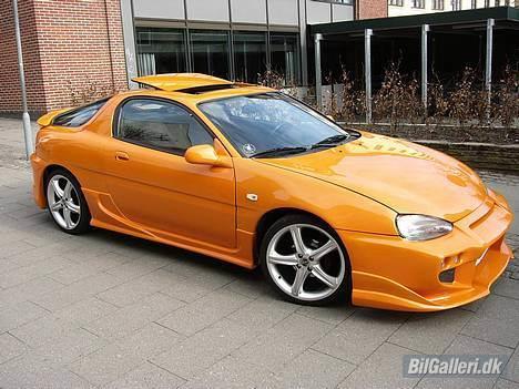 Mazda MX3 - solgt billede 1