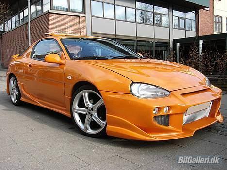 Mazda MX3 - solgt billede 2