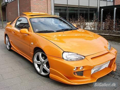 Mazda MX3 - solgt billede 3