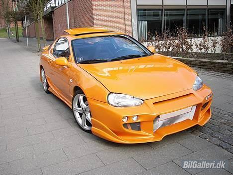 Mazda MX3 - solgt billede 4