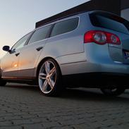 VW Passat 3C Variant TDI